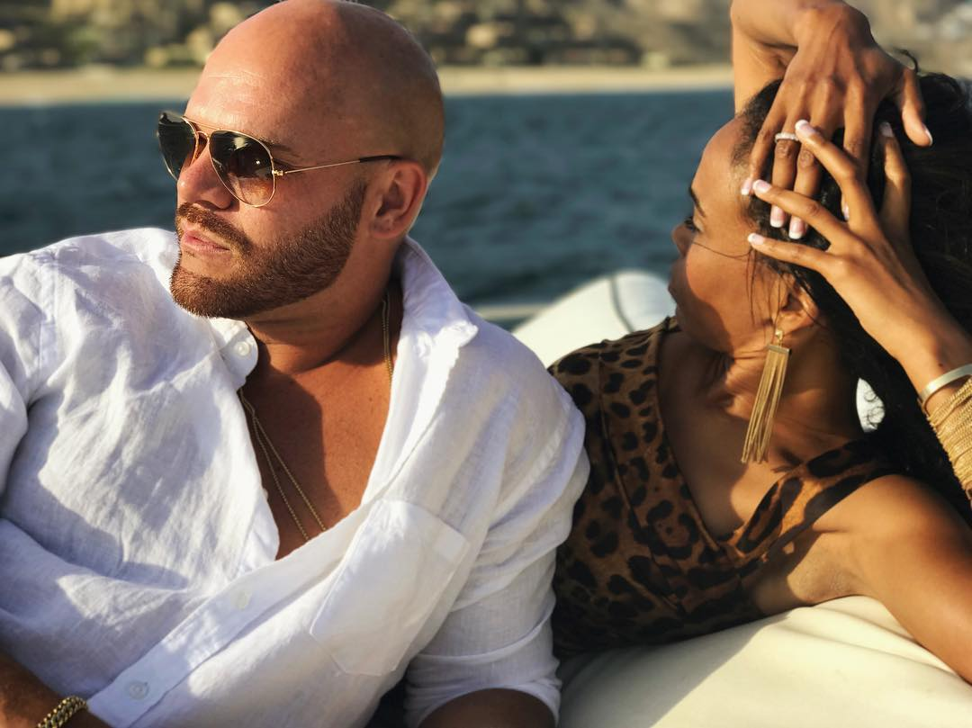 MICHELLE WILLIAMS And Chad Johnson Are Engaged! Catch Some ... K Michelle And Chad Johnson