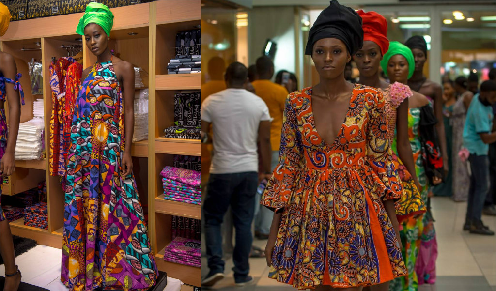 Africa Fashion Week Nigeria Partners With Daviva Fabrics