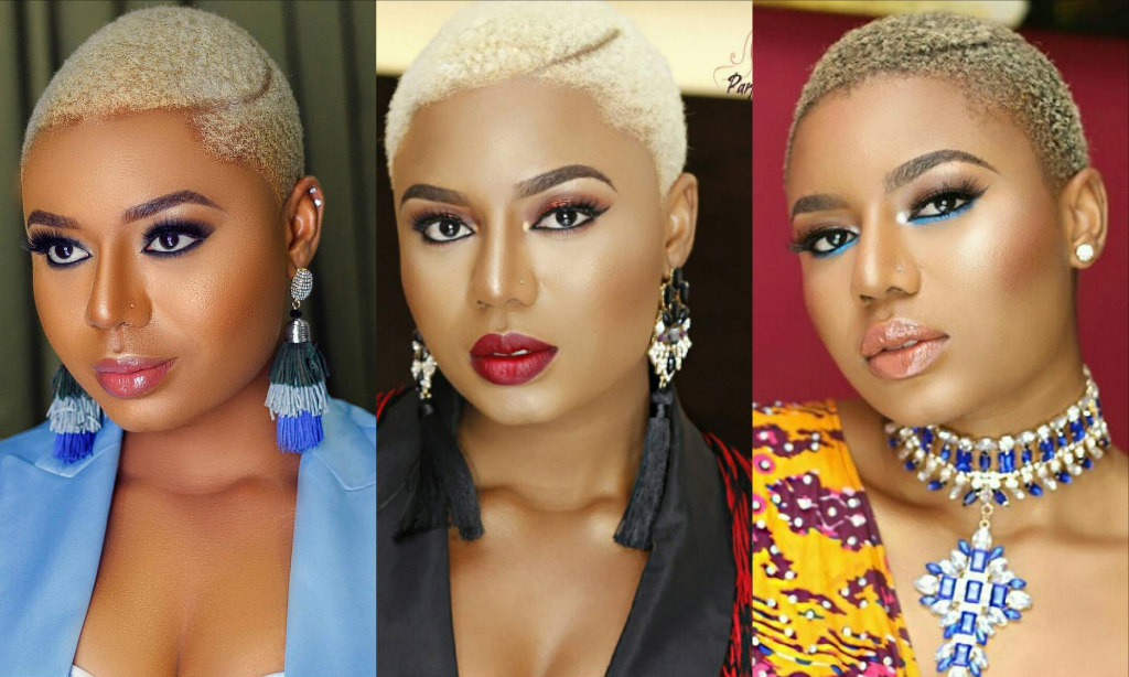 8 Times Nancy Isime Served Hair Goals With Her Stunning