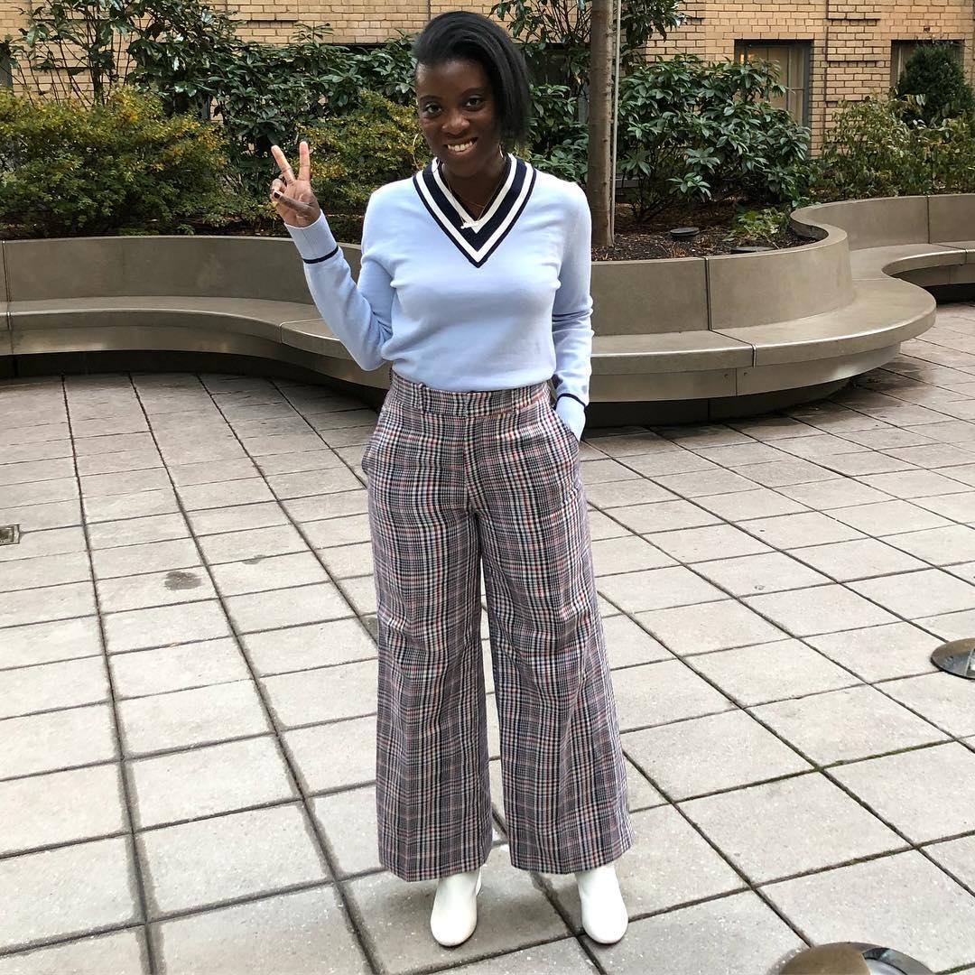 Nikki Ogunnaike Style Director recommend