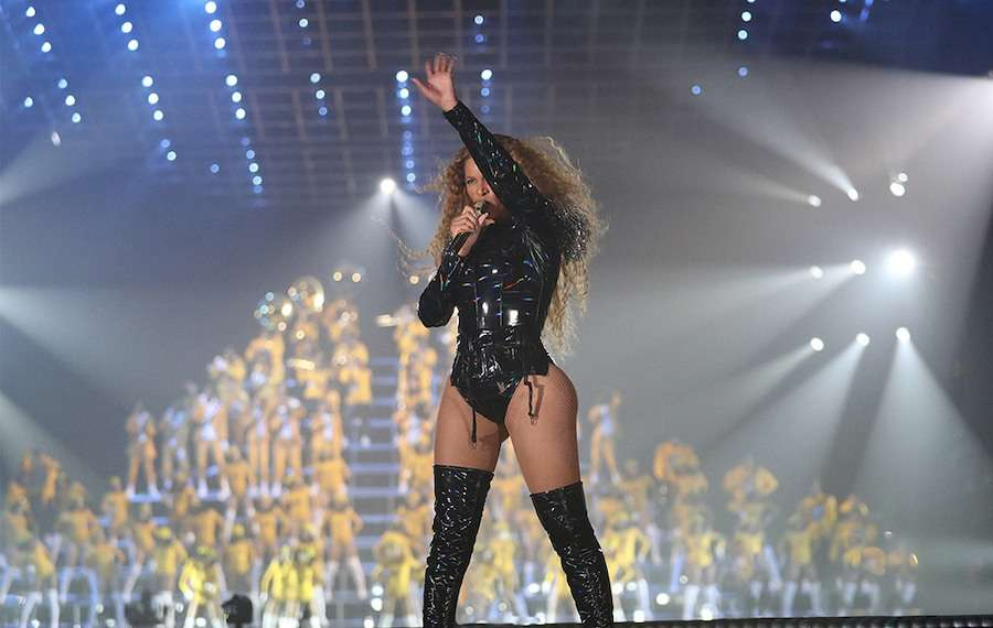 Beychella 2018 Beyonce Takes Over Coachella With Her Stunning