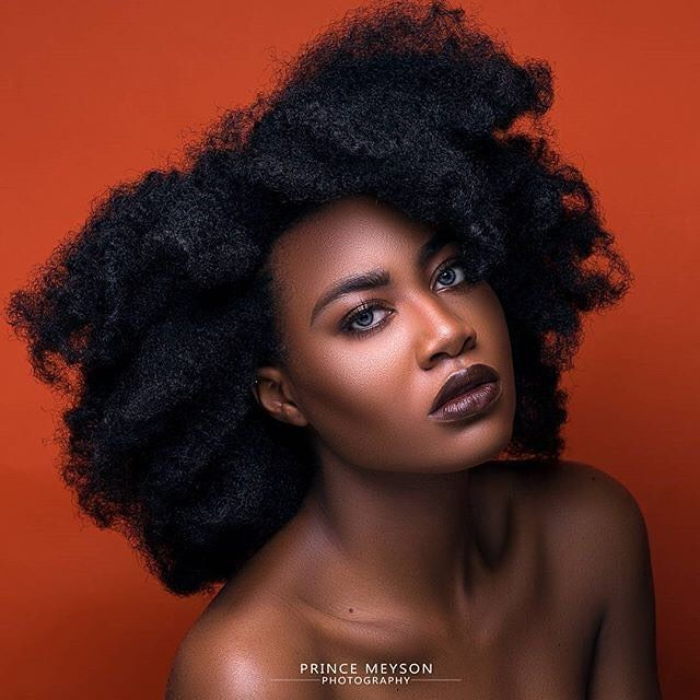 9 Times EFIK ZARA Proved That She Is The Real Queen Of Naturalistas - Style Rave