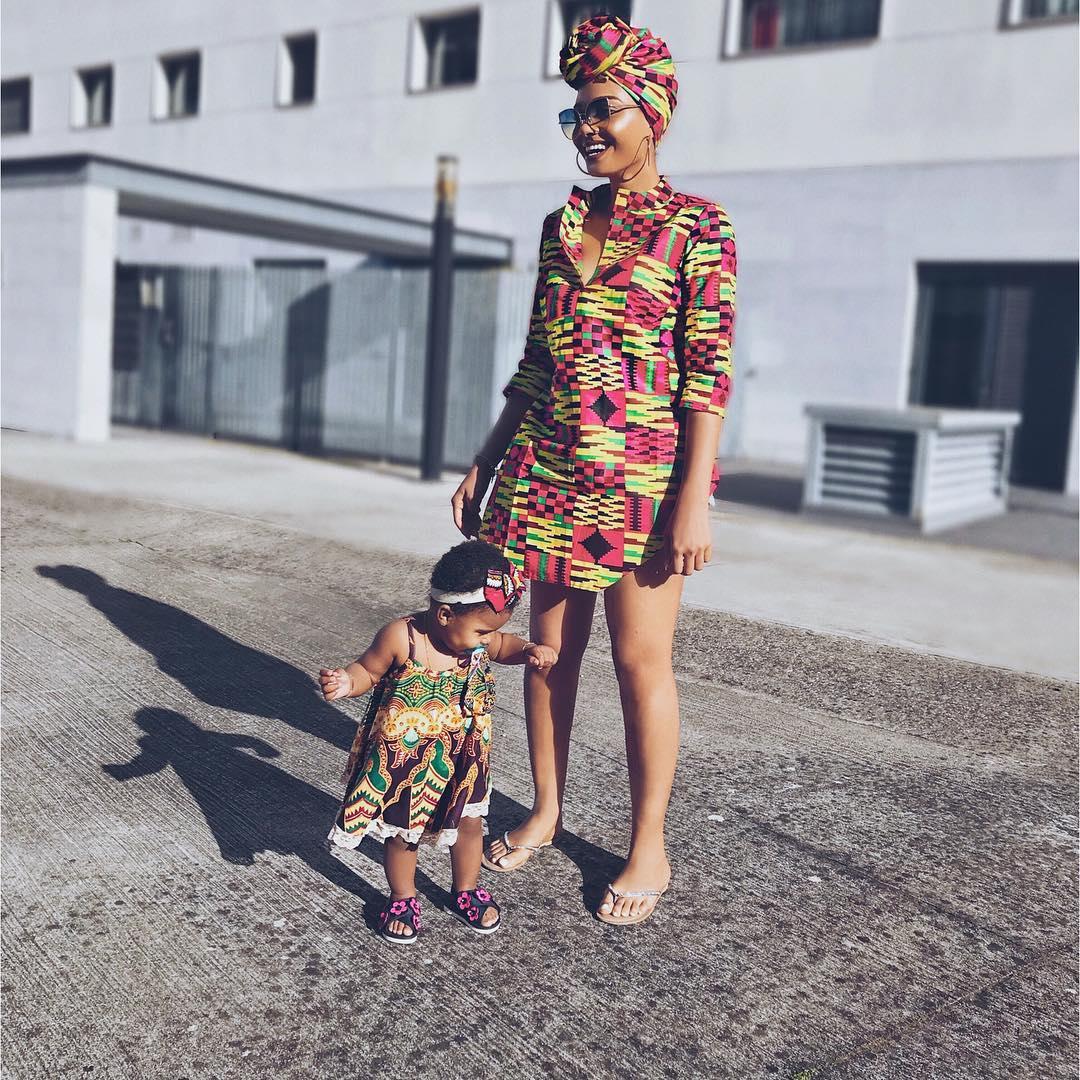 Stylish Influencer Moms