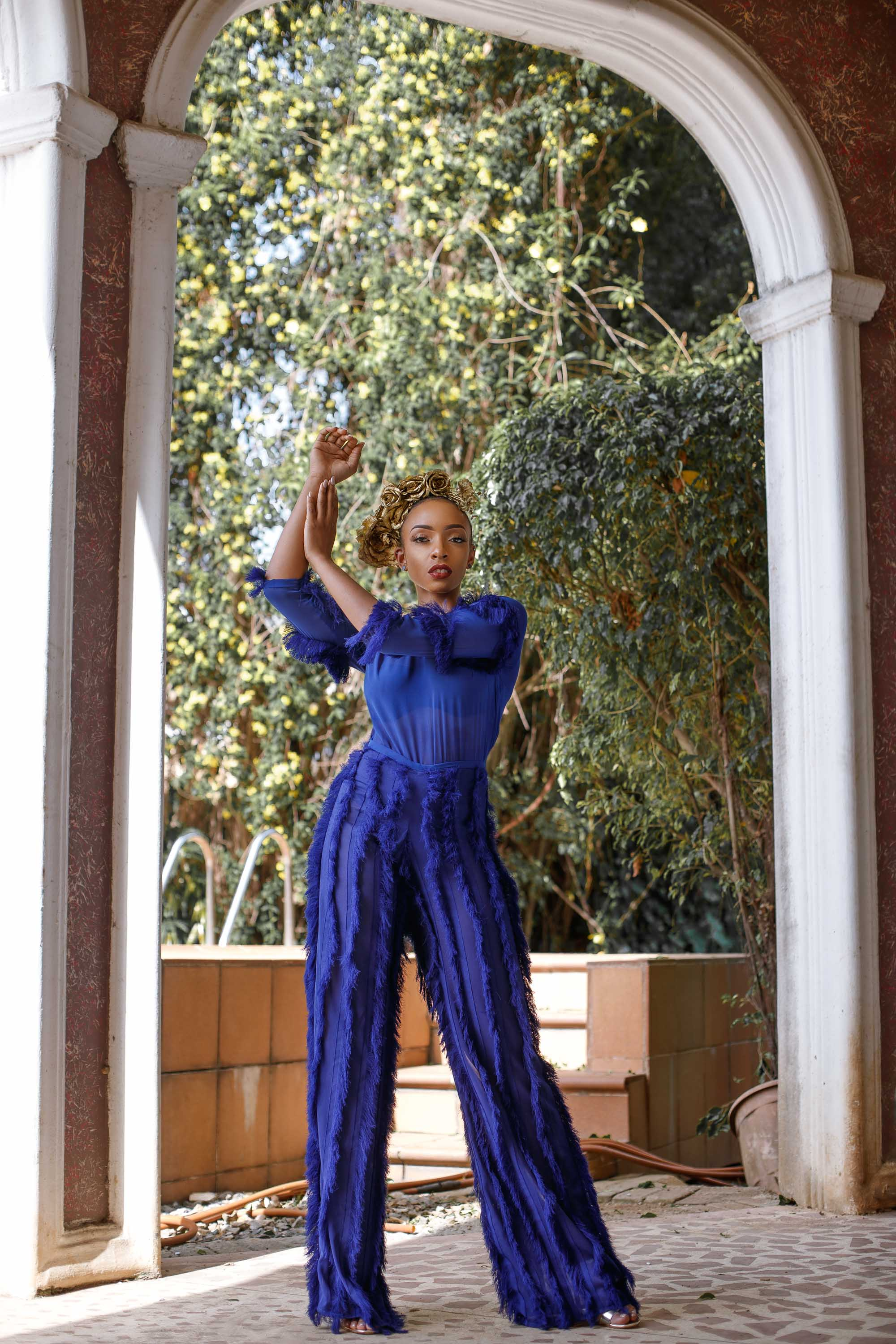 funke-adepoju-pays-homage-to-andalusian-actress-lola-flores-with-her-aw18-collection