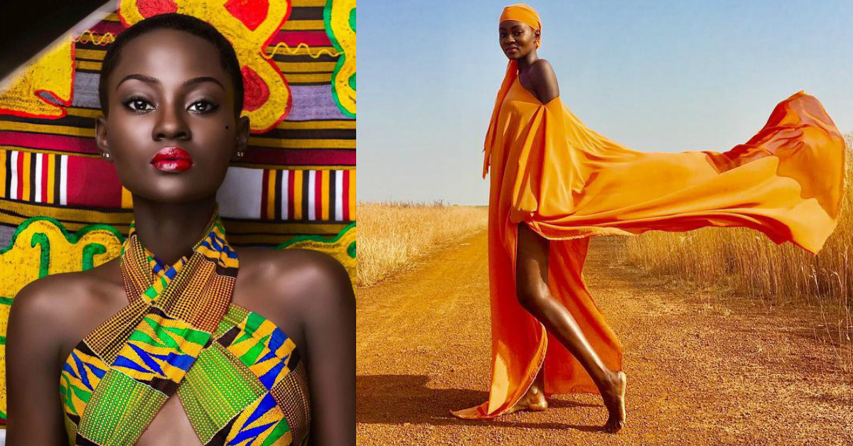 model-spotlight-hamamat-montia-is-unapologetically-african