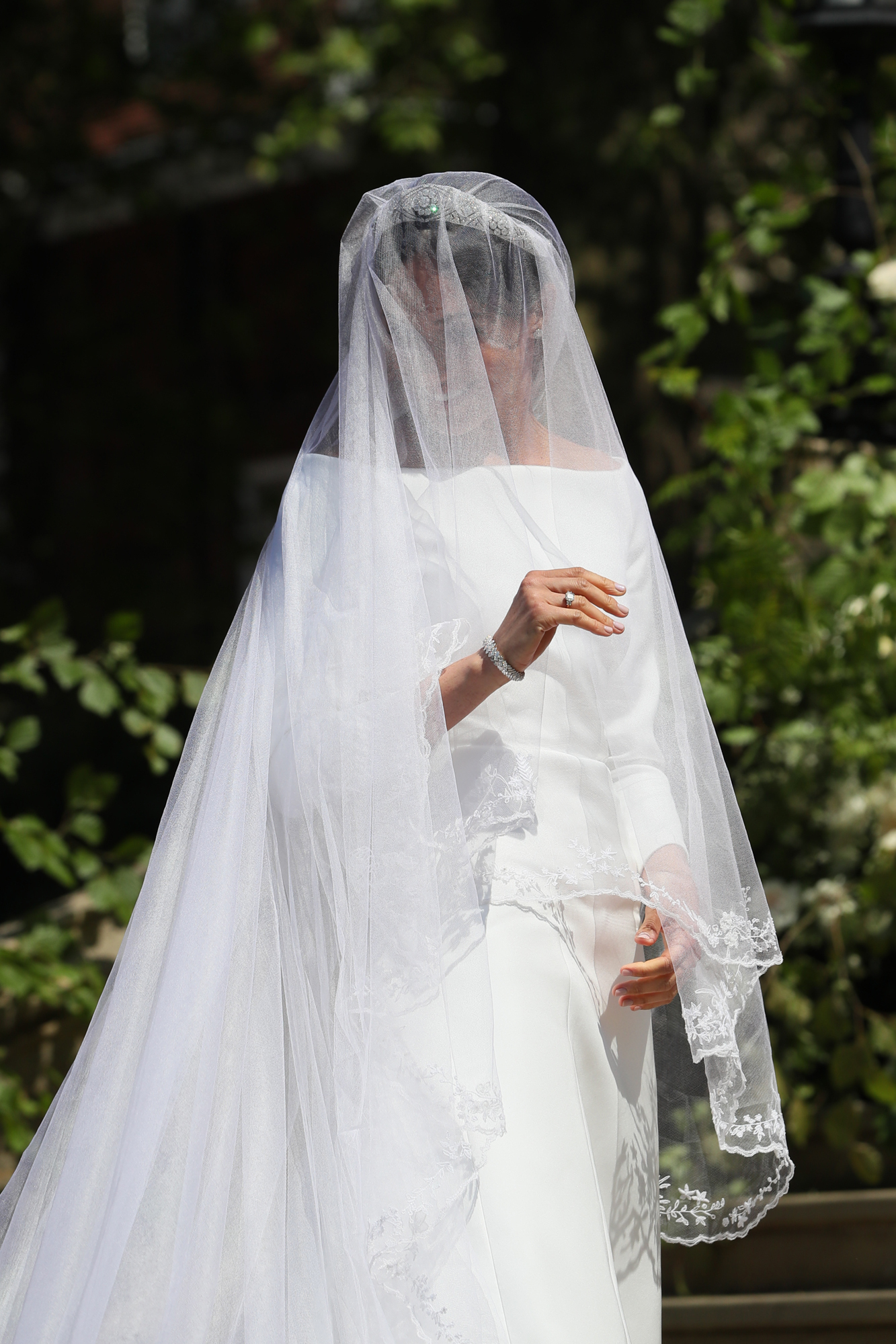Meghan Markle's dress