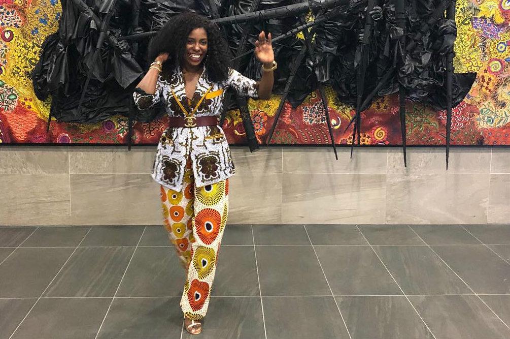 Designer Spotlight Jane Micheal Ekanem Is On A Fashion Mission