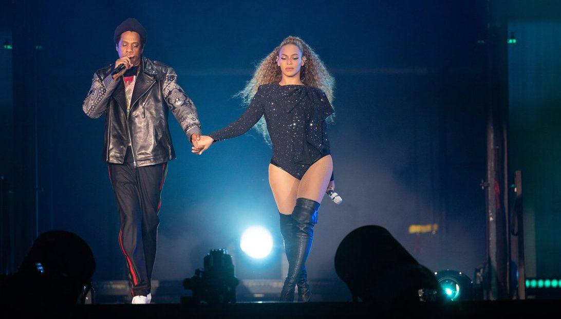 Beyoncé andJay-Z