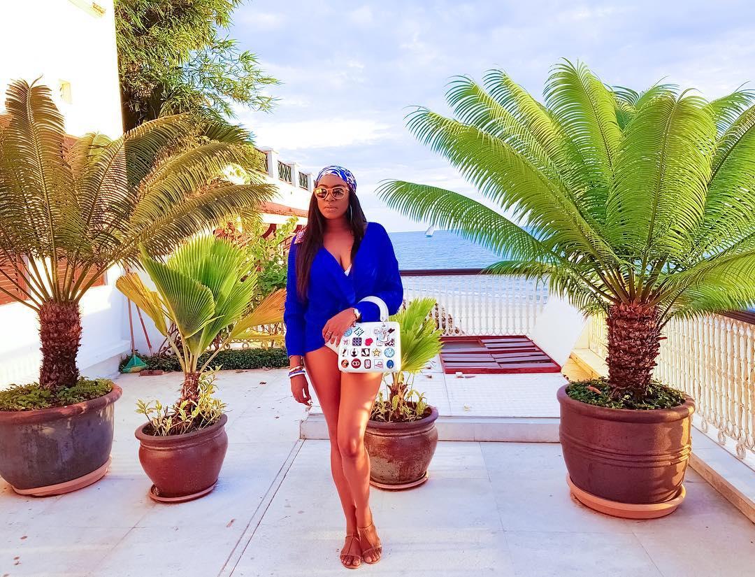 Chika Ike Zanzibar