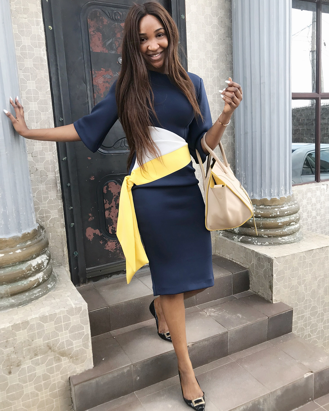 Werk It Girl! 8 Times IDIA AISIEN Gave Us Chic And Elegant Workwear Inspiration