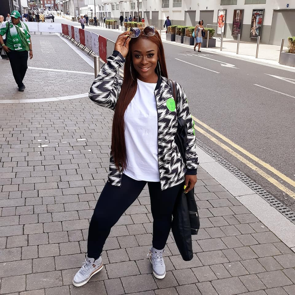 Nigeria's World Cup Kit