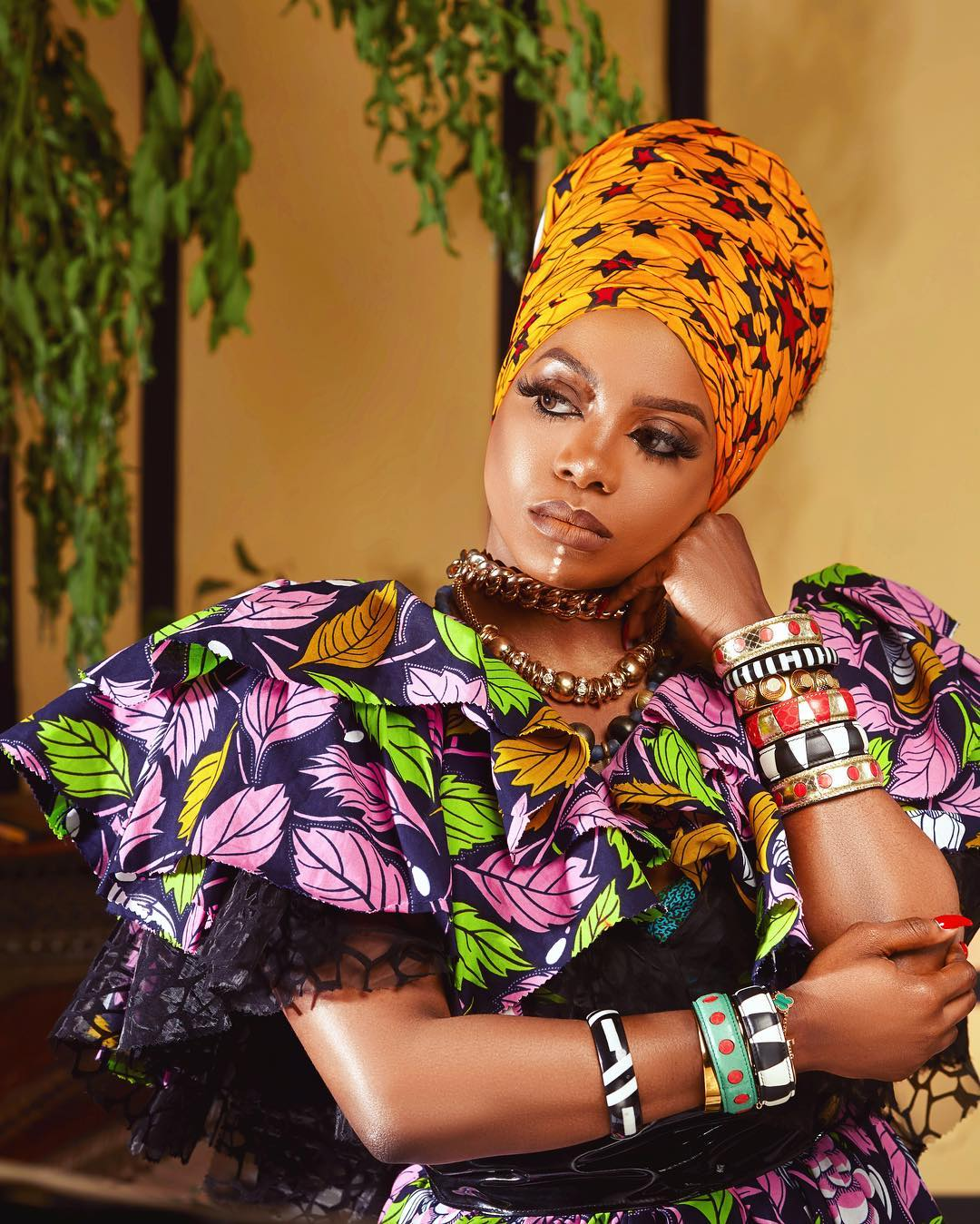CHIOMA IKOKWU Of Good Hair Limited Is A Spicy IGBO Amaka In These Photos