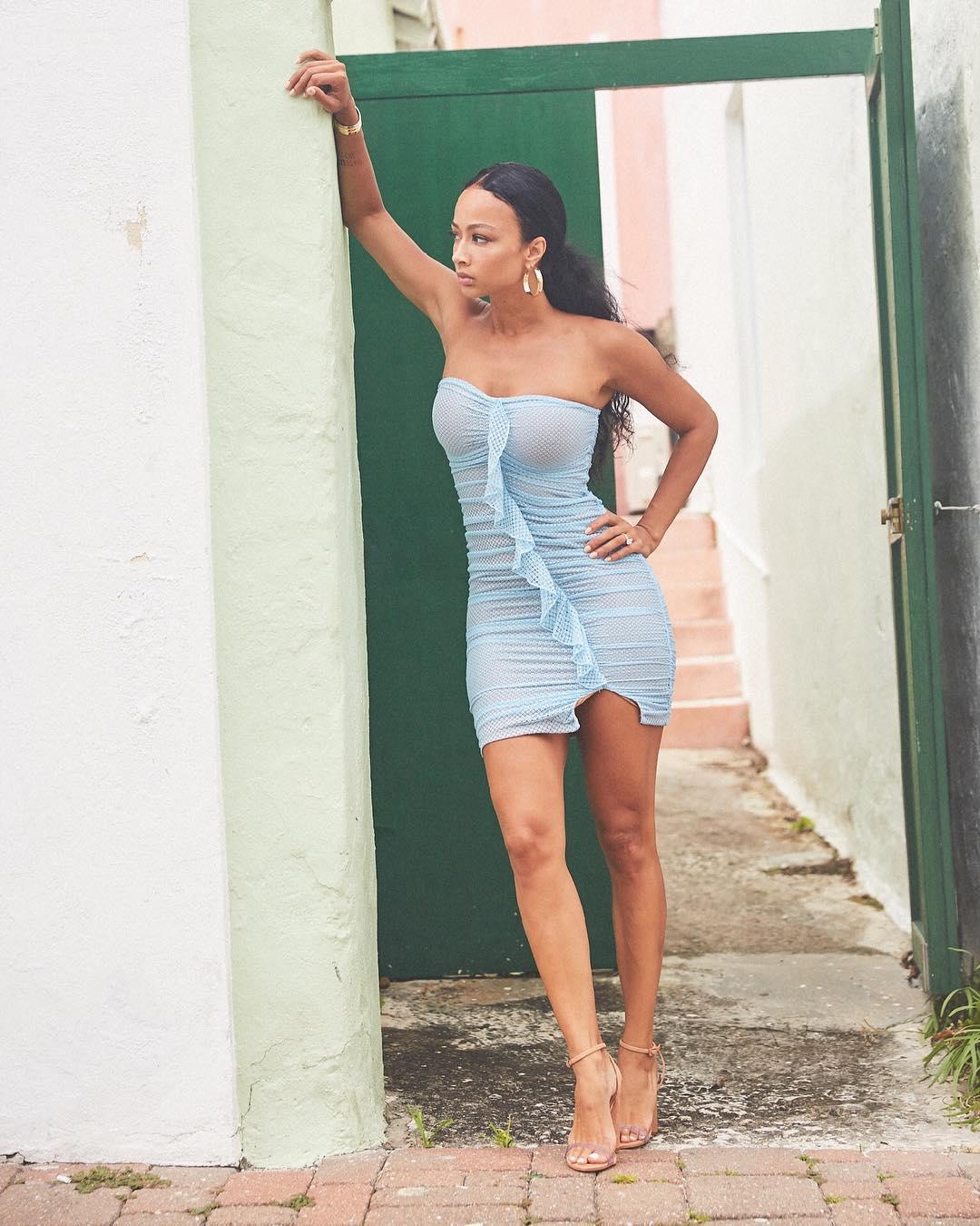 Draya Michele Sexy Nude Photos