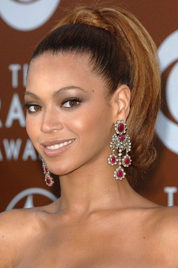 Beyoncé Ponytail Hairstyle