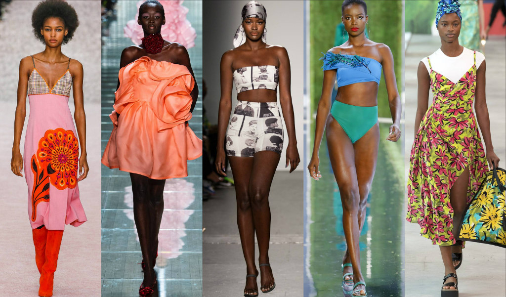 10 African Models That Owned The Runways At New York Fashion Week ...