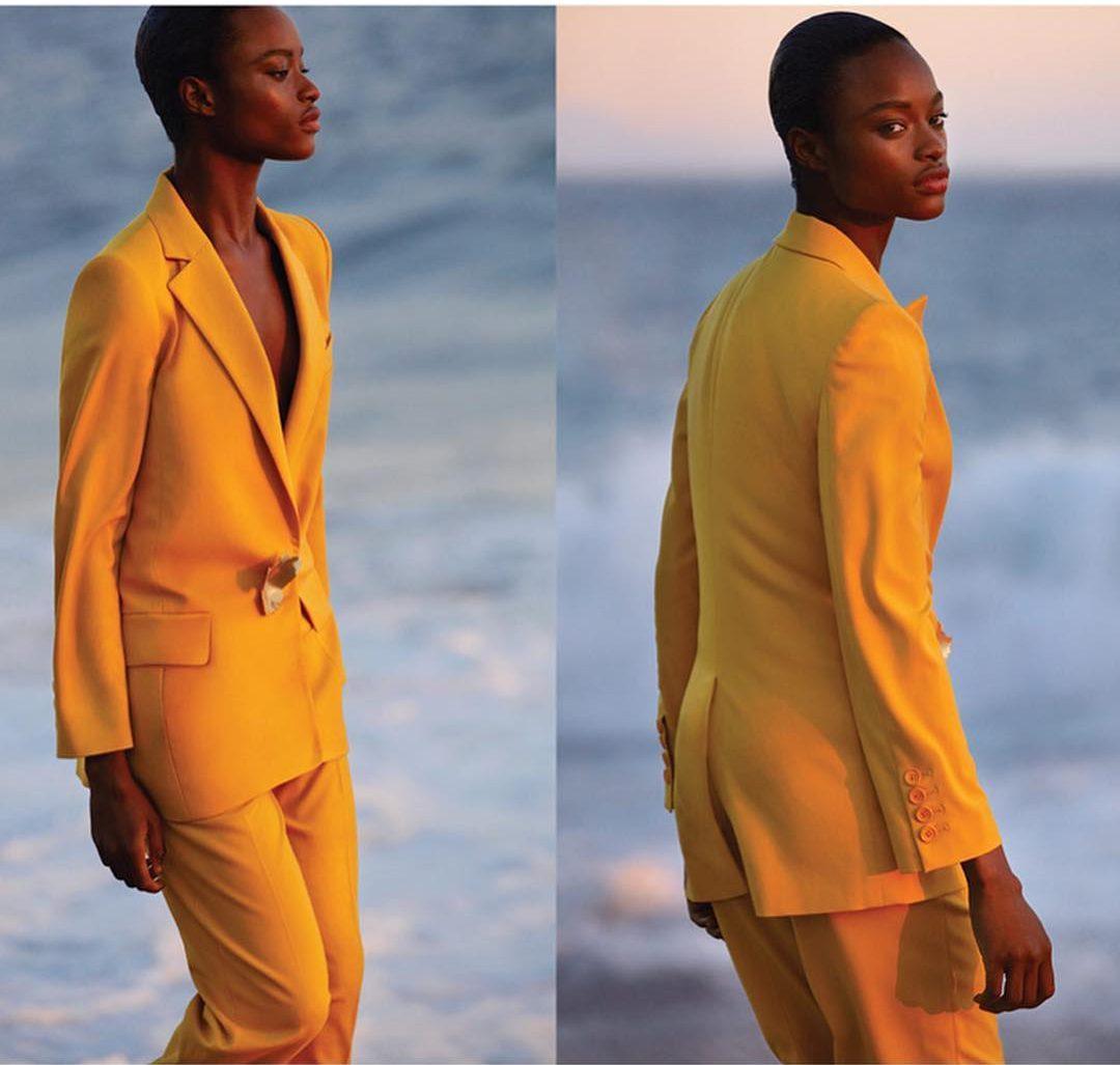 Mayowa Nicholas Harper's Bazaar