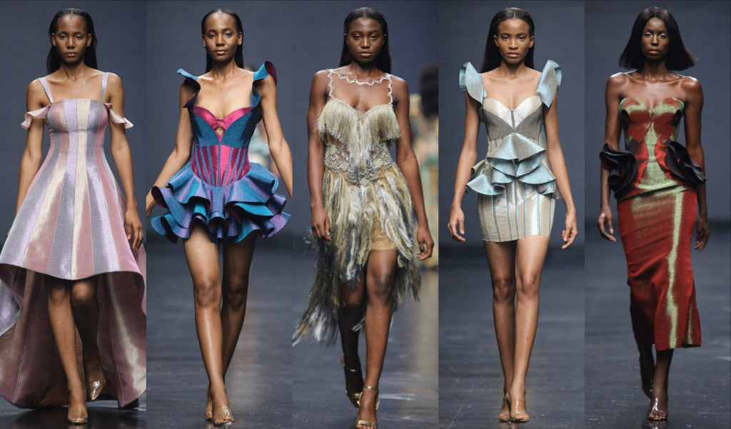 House Of Deola Sagoe S Ss19 Collection Is All About Heritage And Longevity Hlfw18 Style Rave