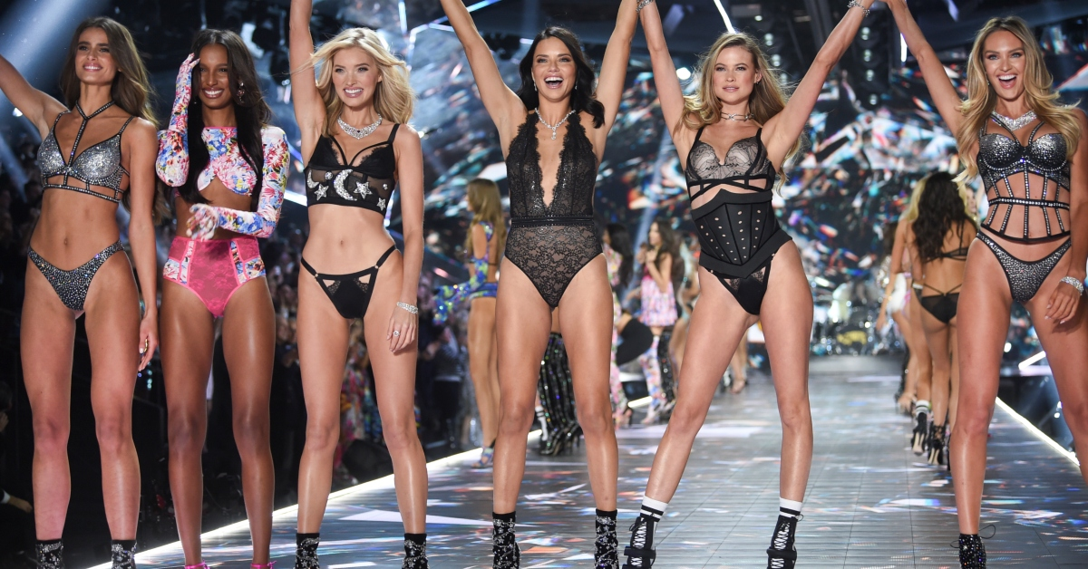 4ecd7f407b See The Best Looks From Victoria s Secret Fashion Show + Adriana Lima s  Final Bow - Style Rave