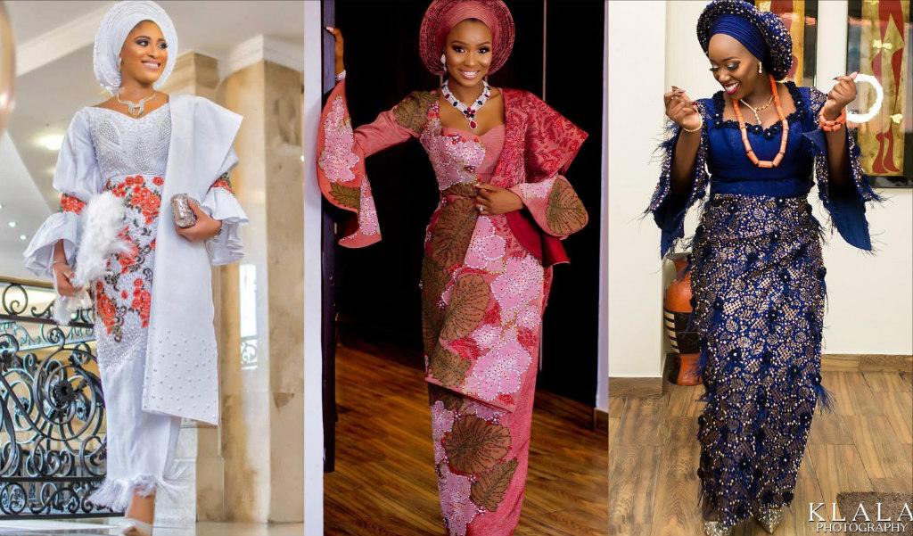 7 Contemporary Aso Oke Styles For The 2019 Yoruba Bride,To