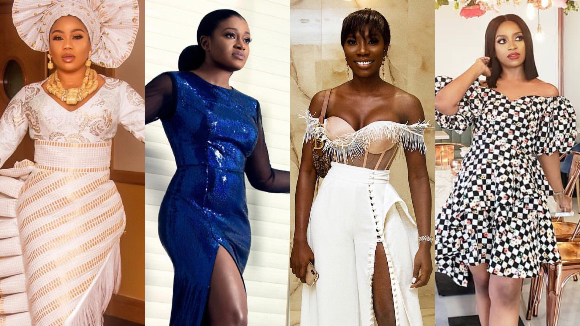 6 Nigerian Fashion Designers Who Owned 2018 Style Rave
