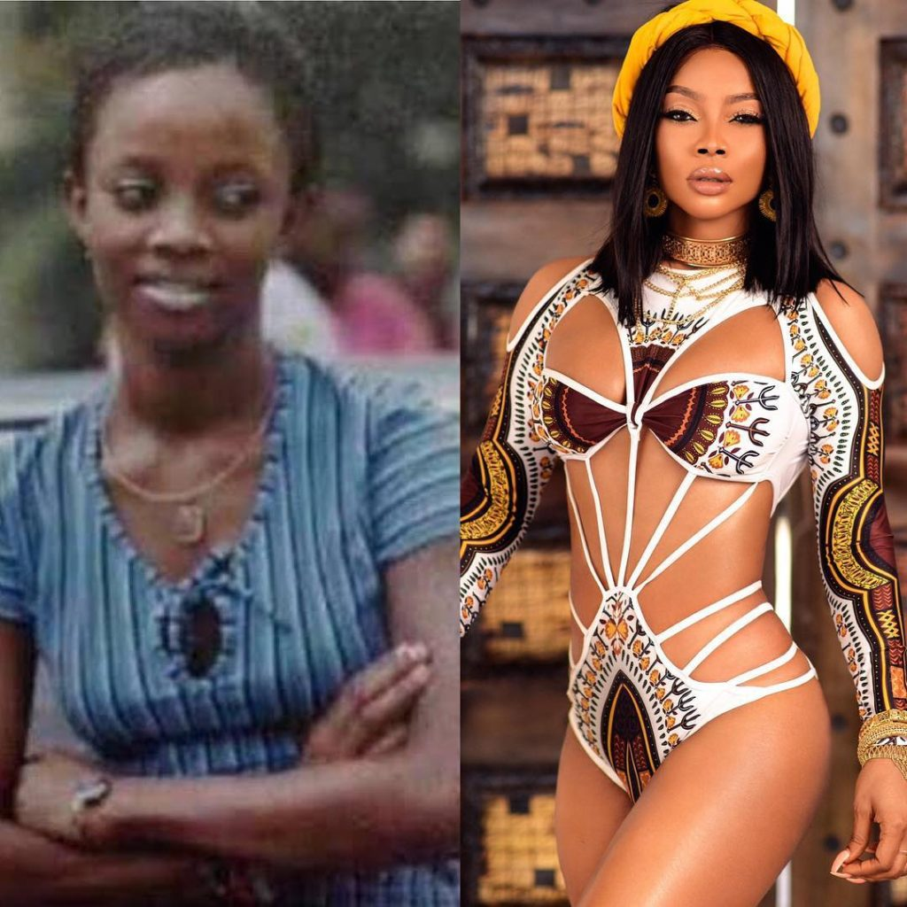 toke-makinwa-before-old-pictures