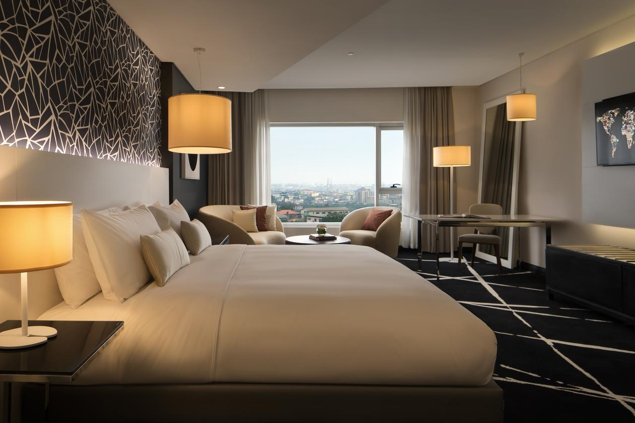 top 7 hotels in Lagos