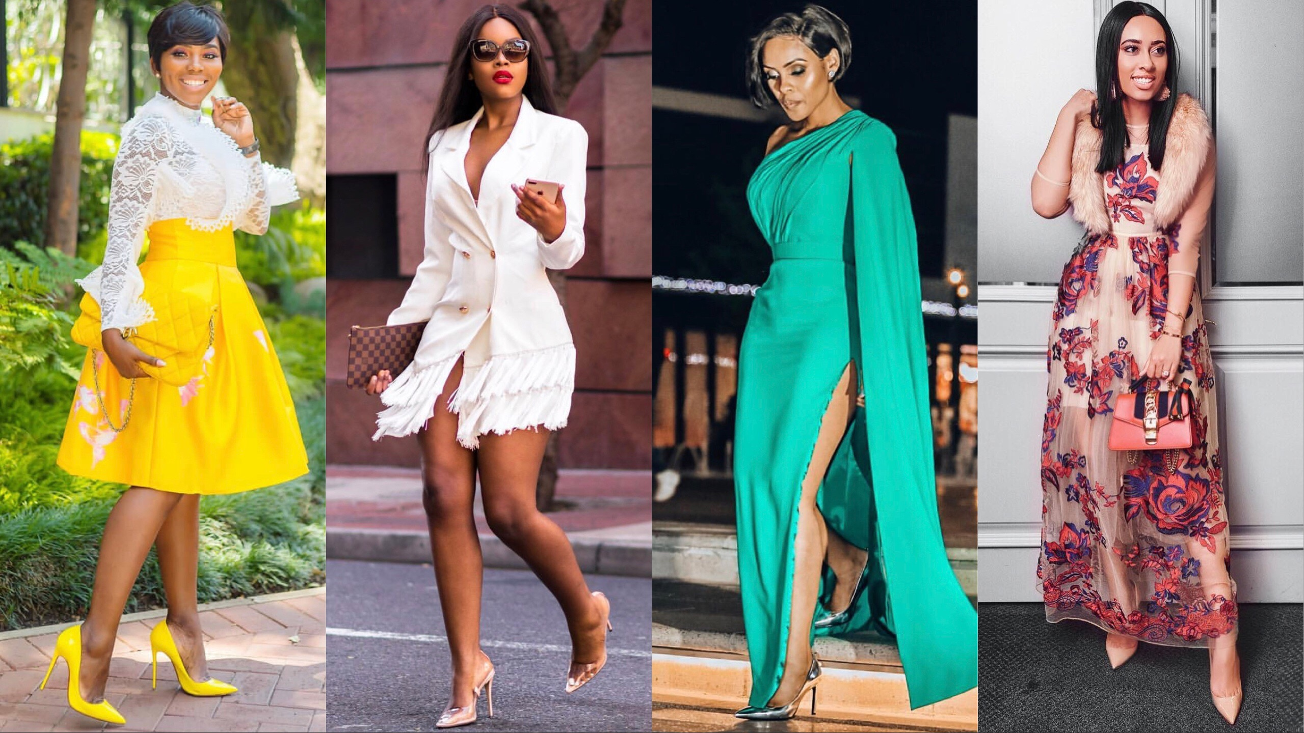 South African Style Stars Share 8 Wedding Guest Looks To Help You Stand Out Style Rave,Puerto Rico Wedding Dresses