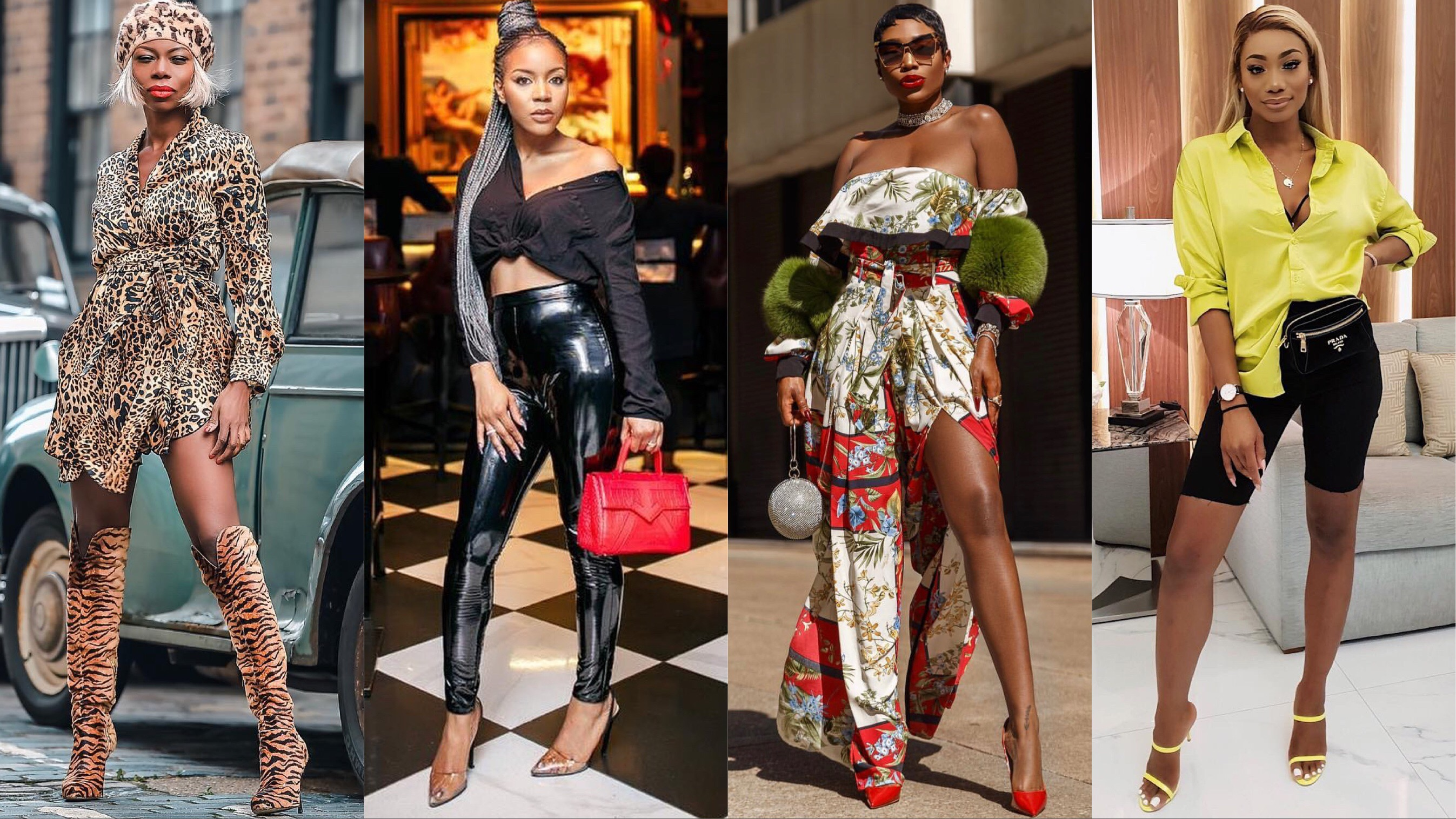 See How 80s Fashion Is Already Influencing 2019 Fashion Trends