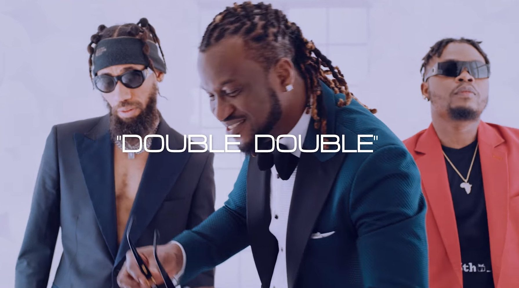 The Psquare Flavour Lives On With Rudeboy S Latest Release Watch Style Rave