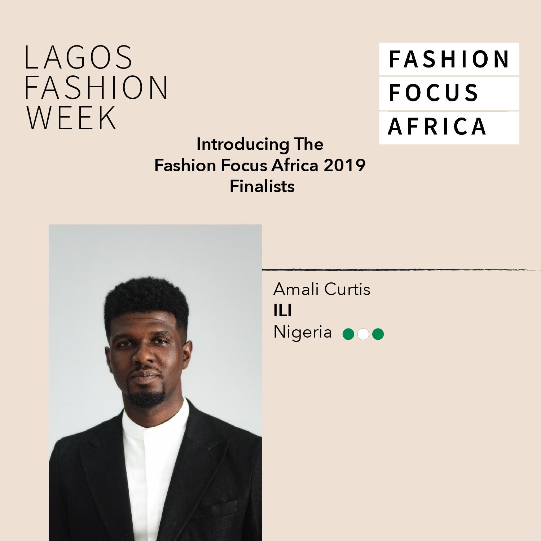 Lagos Fashion Week Fashion Focus