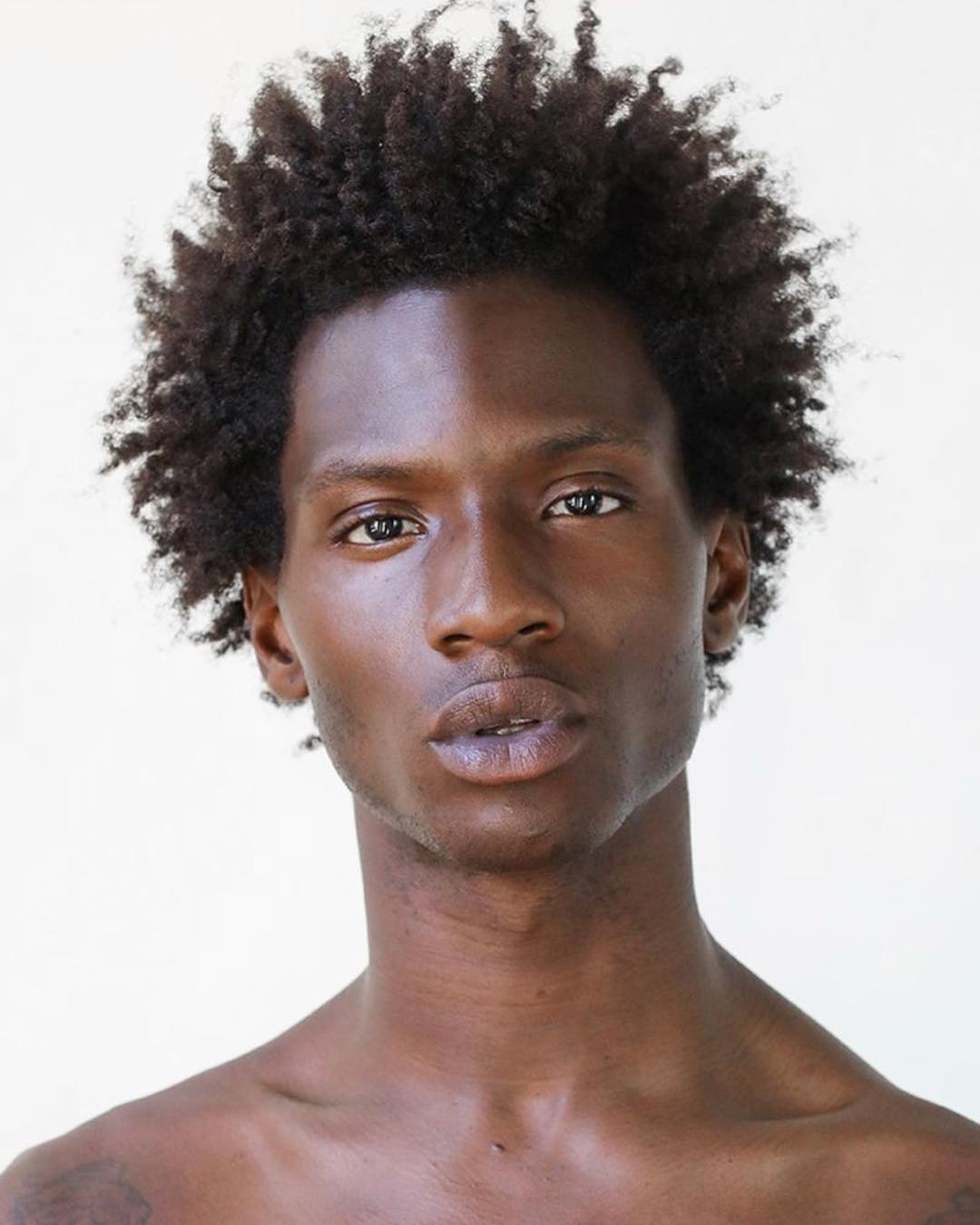 African male models