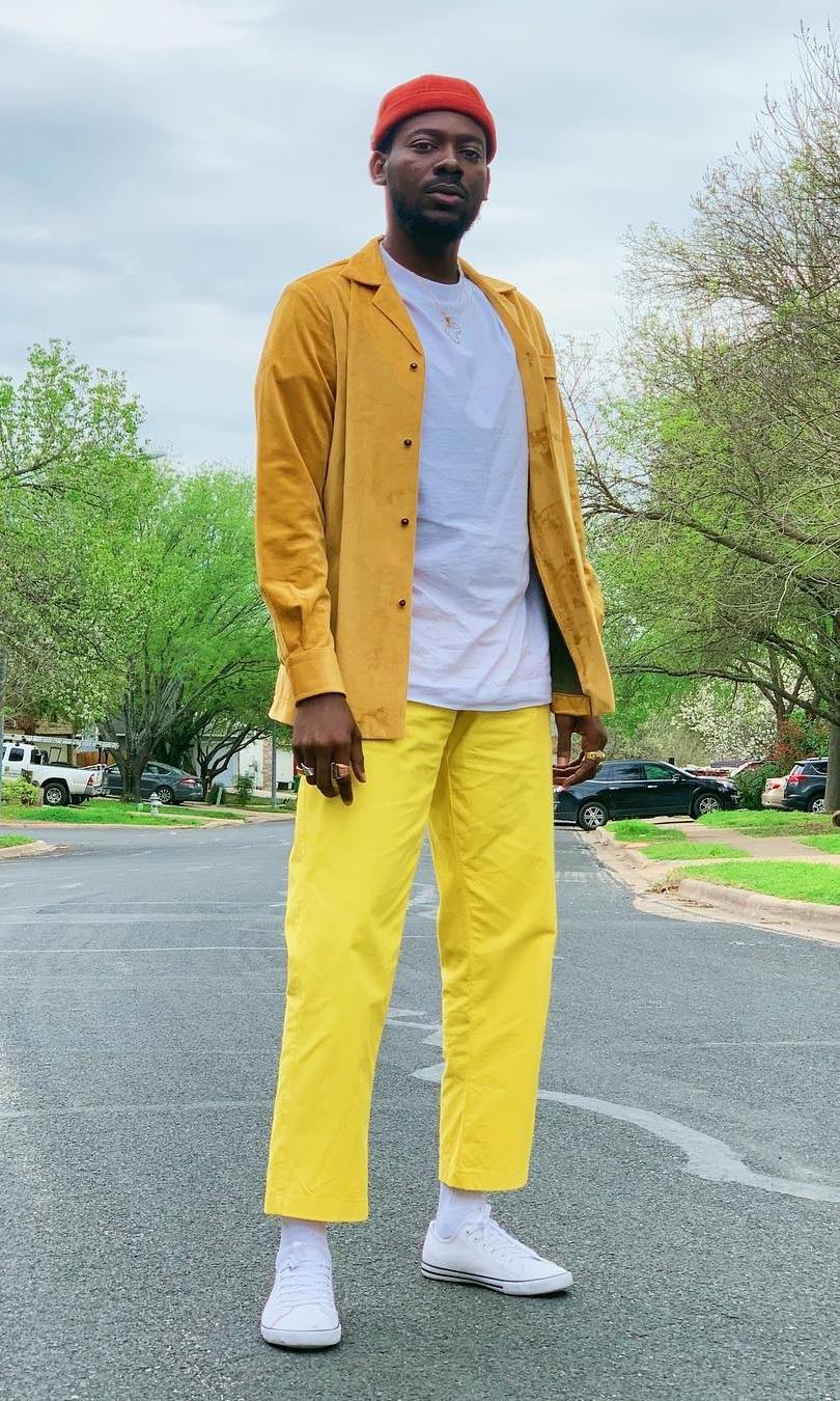 Adekunle Gold Style
