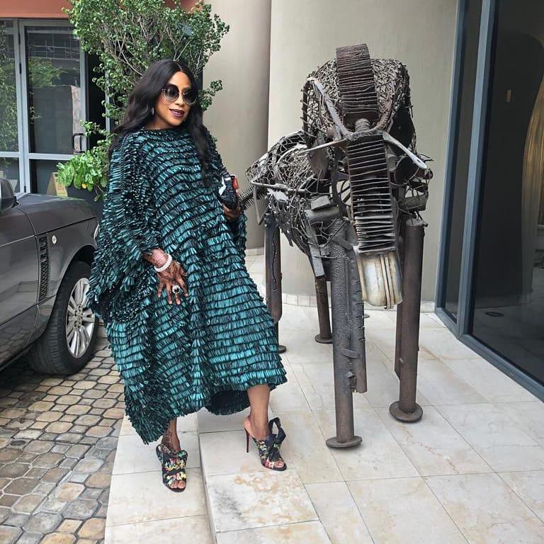 Nigerian Celebrity style 2019
