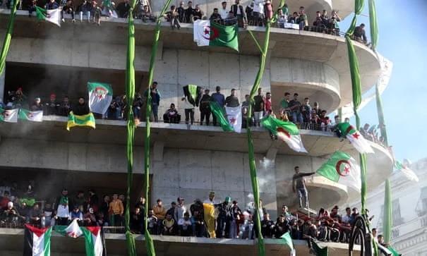 Algeria's biggest protest