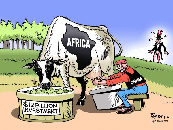 Impact of Chinese Investments on Africa