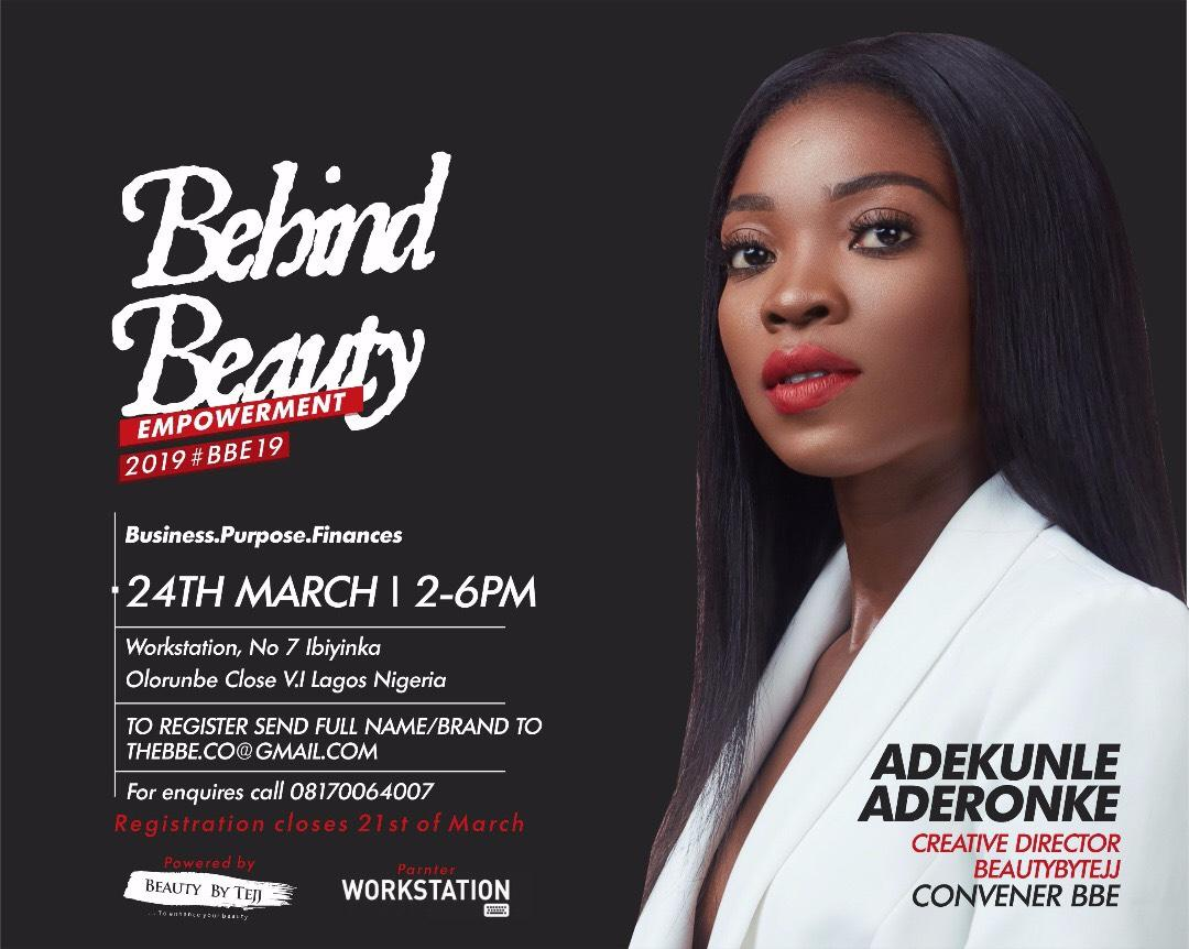 Behind Beauty Empowerment