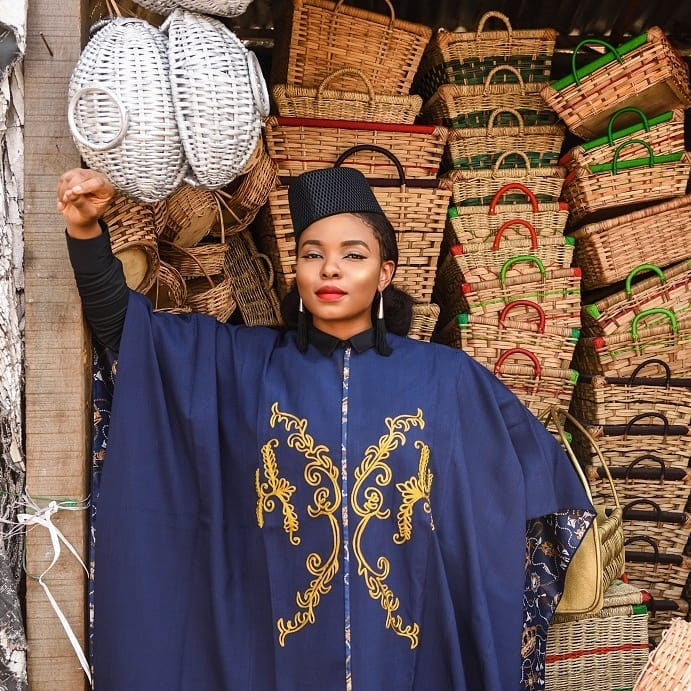 Nigerian fashion to the world