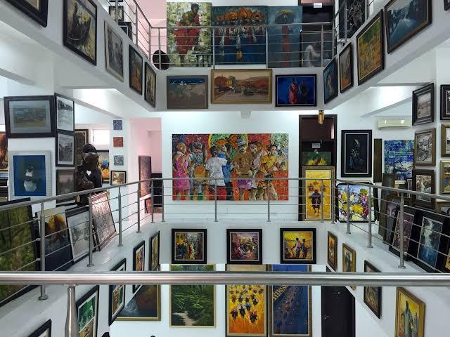 Ideal Lagos bucket list for art lovers