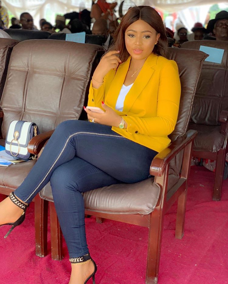 Regina Daniels Ned Nwoko