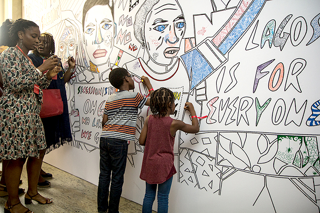 Ideal Lagos bucket list for art lovers