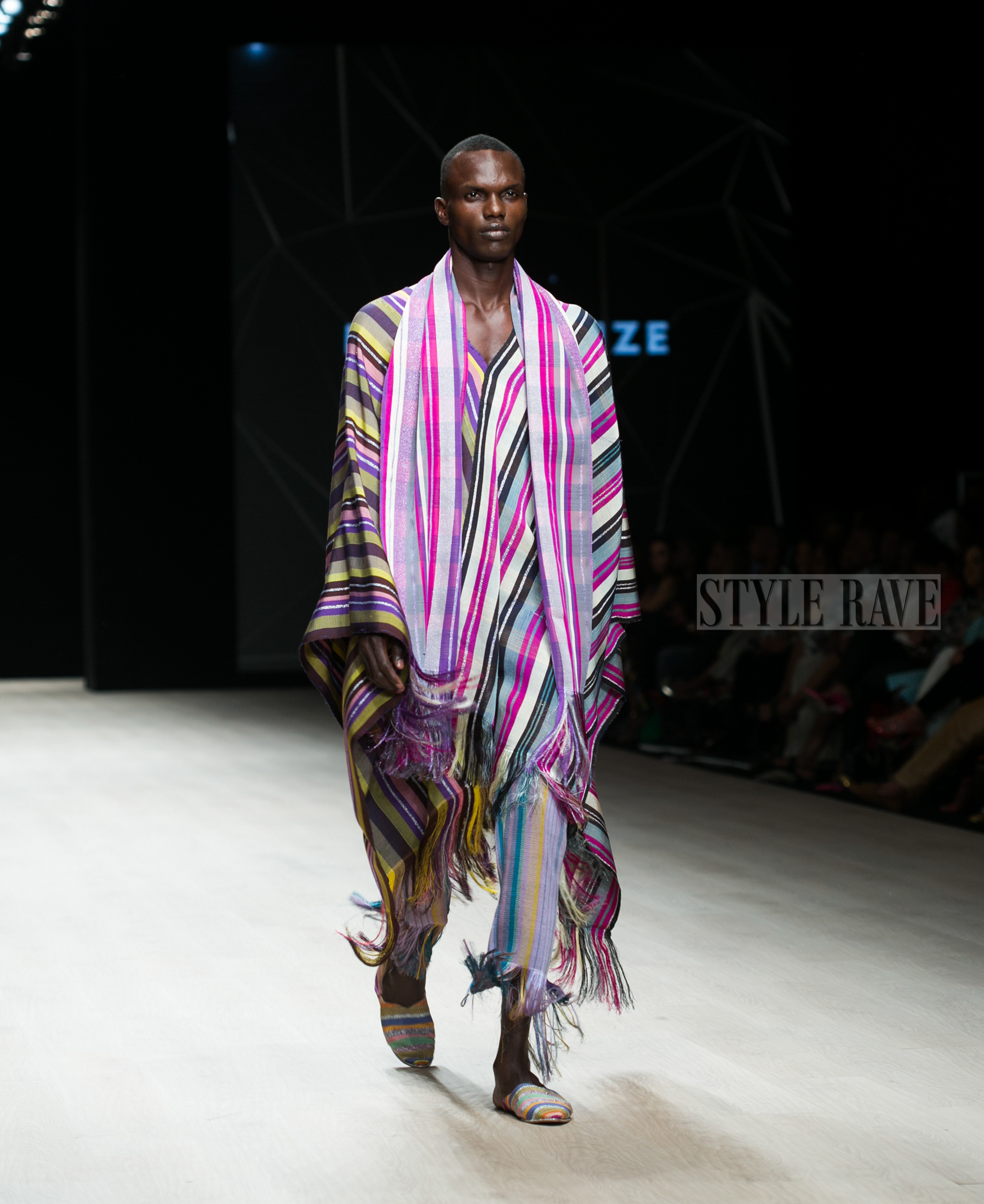 Arise Fashion kenneth Ize