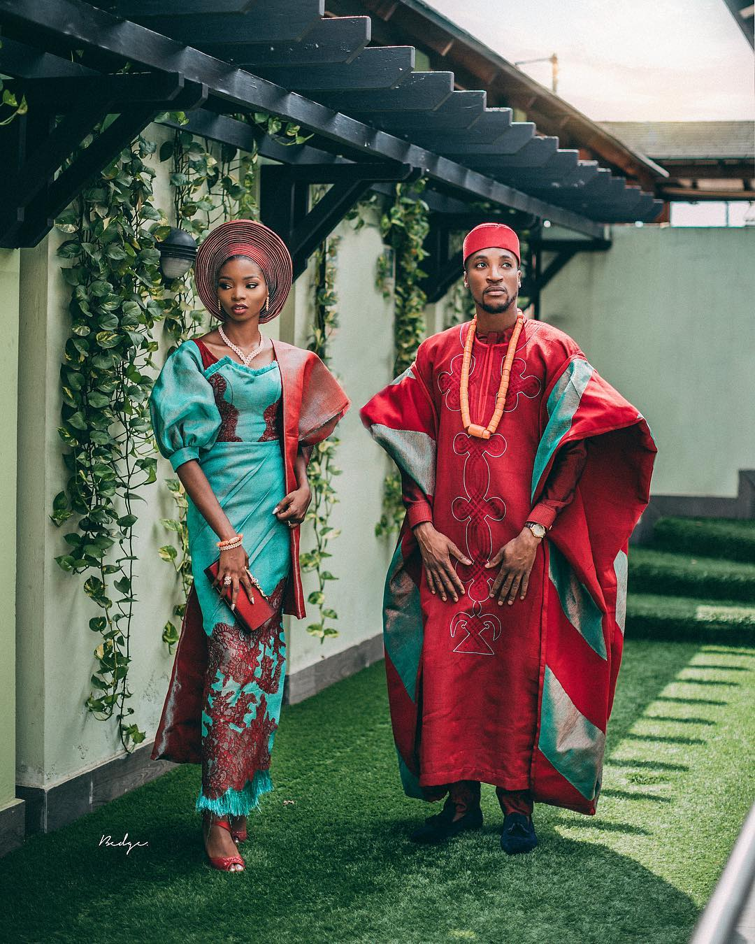 Akah and claire wedding