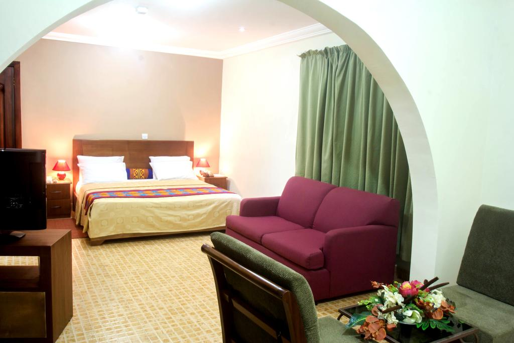 10 best hotels in Accra