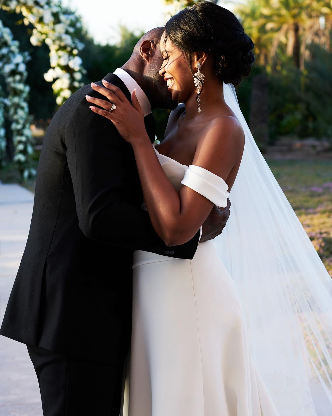 Idris Elba and Sabrina Dhowre Married