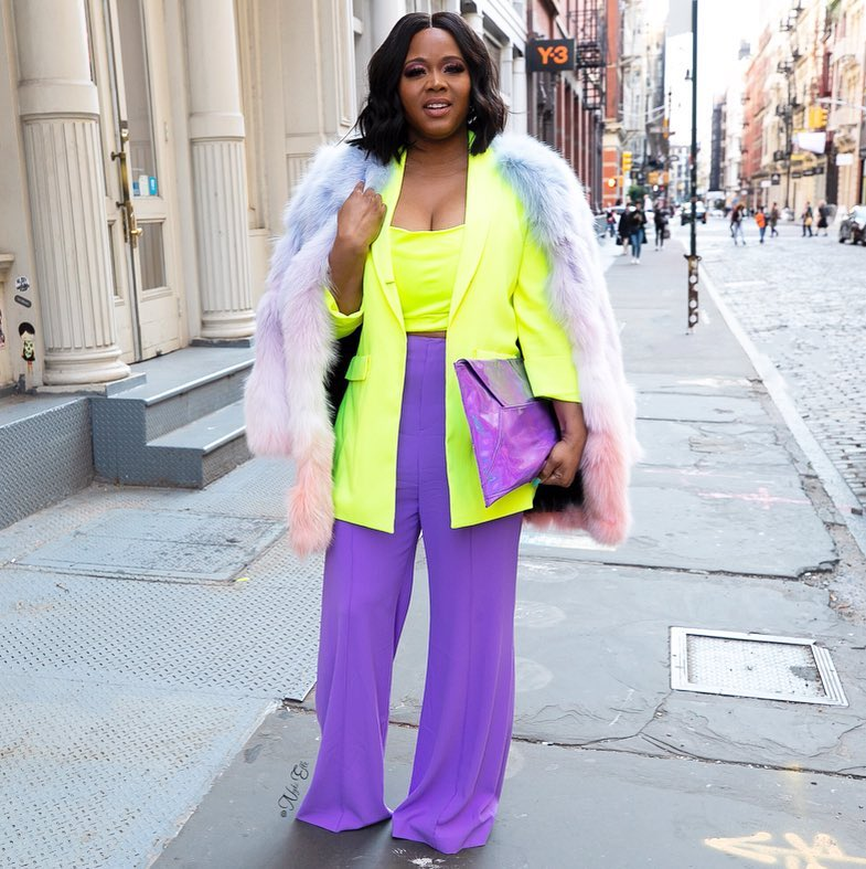 How to style purple