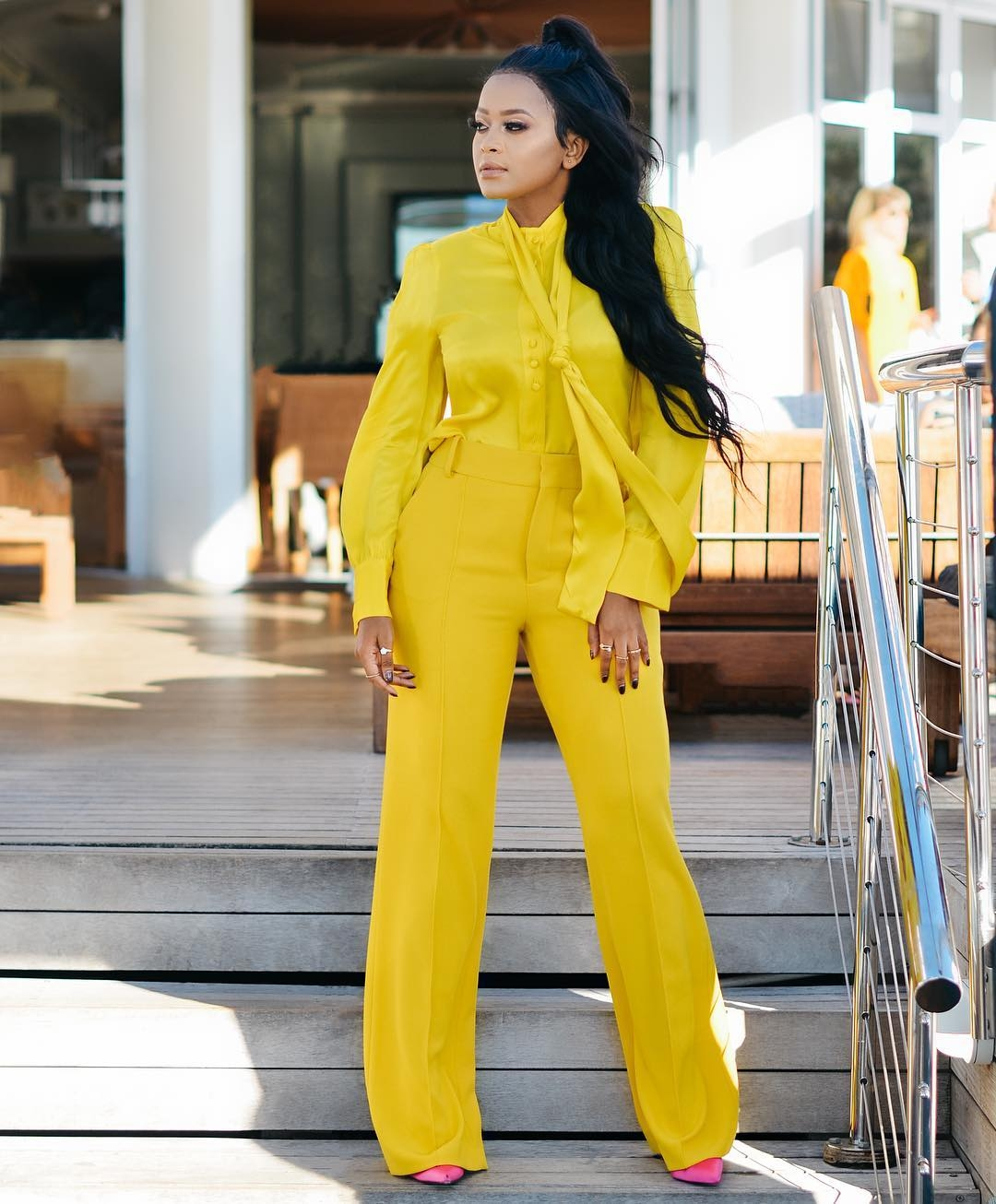 Ways To Rock Yellow