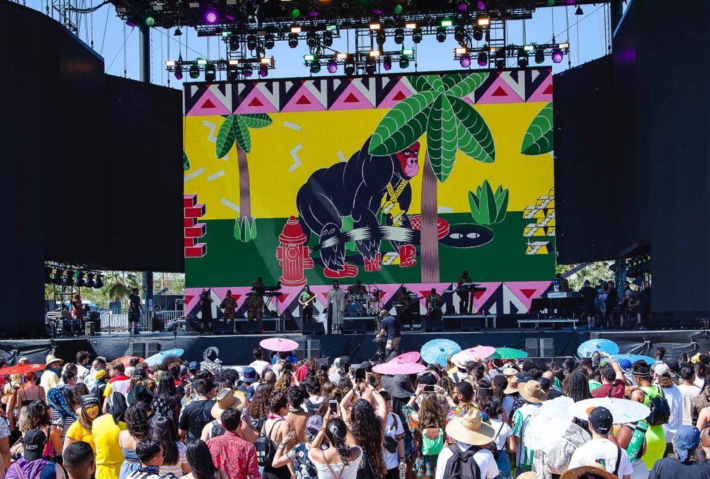 Burna Boy Coachella 2019