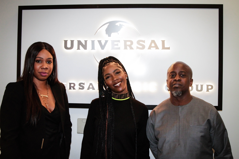 Tiwa Savage Universal Music Group