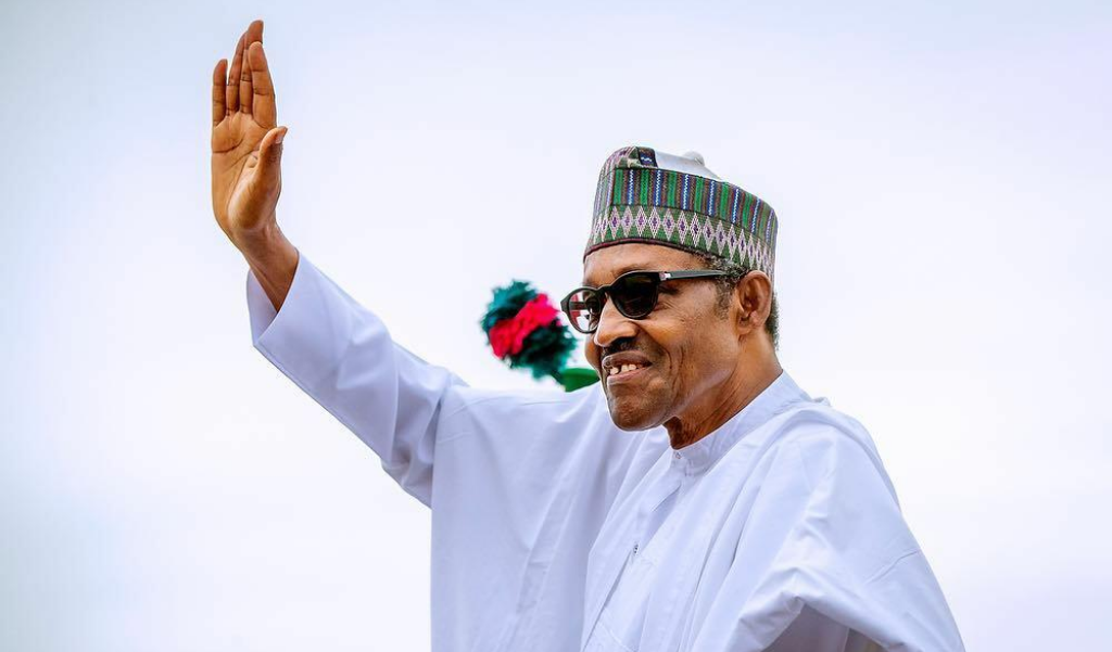 Buhari's Inauguration Style Rave