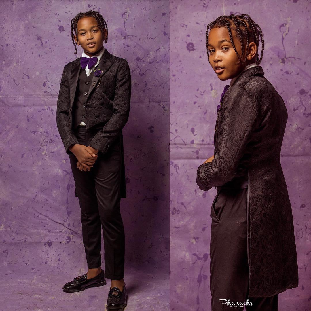 Nigerian celebrity kids 3